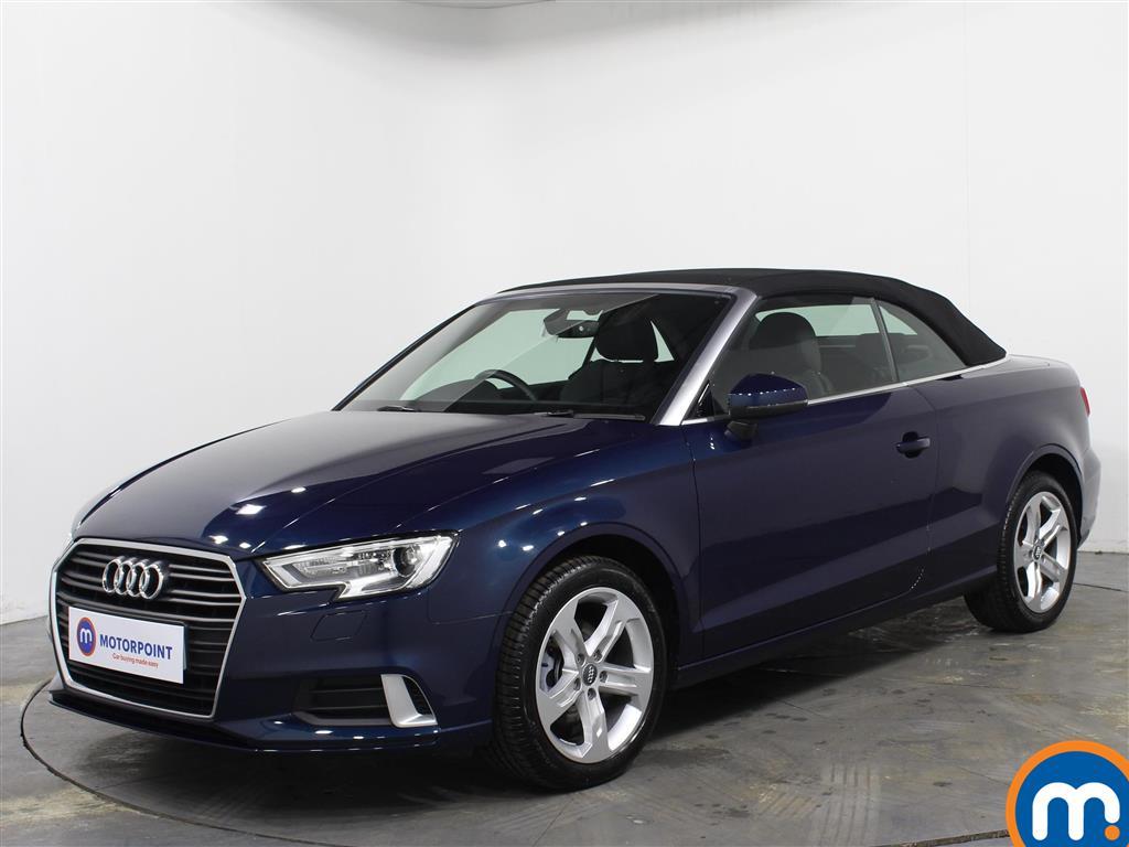 Audi A3 Sport - Stock Number 1069376 Passenger side front corner