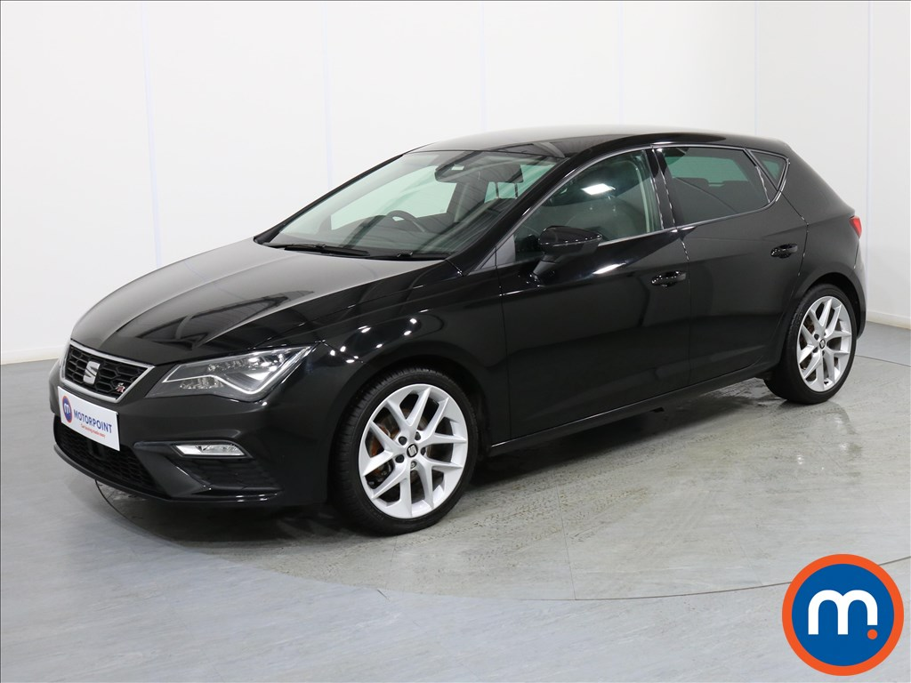 Seat Leon FR Technology - Stock Number 1072698 Passenger side front corner