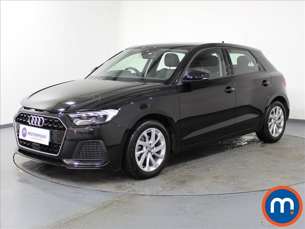 Audi A1 Sport - Stock Number 1071363 Passenger side front corner