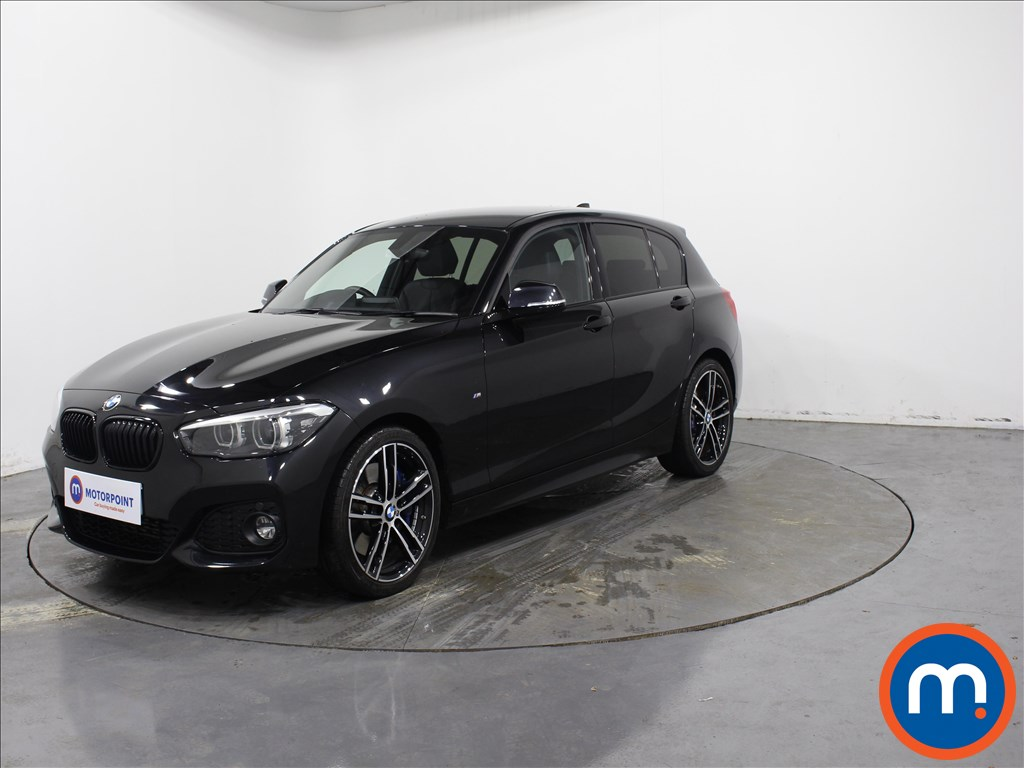BMW 1 Series M Sport Shadow Edition - Stock Number 1071256 Passenger side front corner