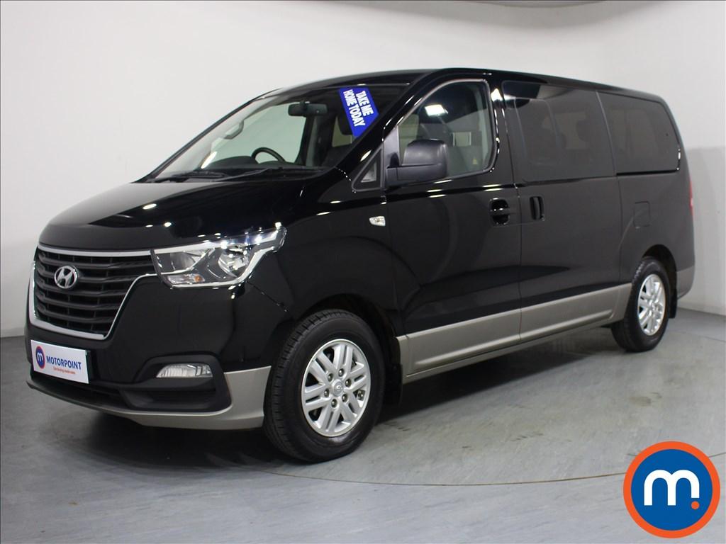 Hyundai I800 SE Nav - Stock Number 1072827 Passenger side front corner