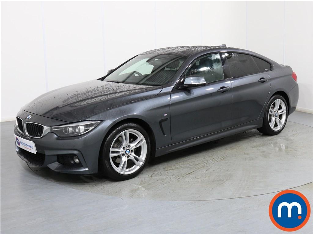 BMW 4 Series M Sport - Stock Number 1073959 Passenger side front corner
