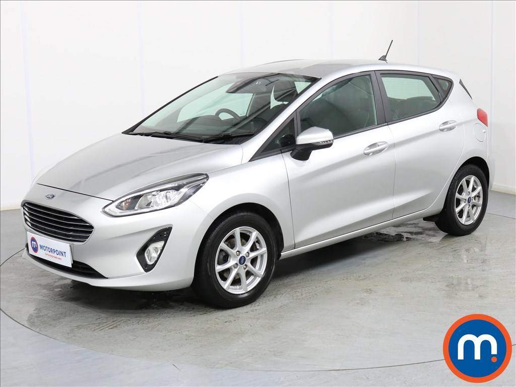Ford Fiesta Zetec - Stock Number 1073511 Passenger side front corner