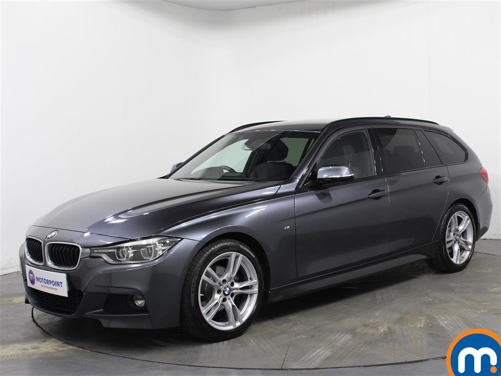 BMW 3 Series M Sport - Stock Number 1069812 Passenger side front corner