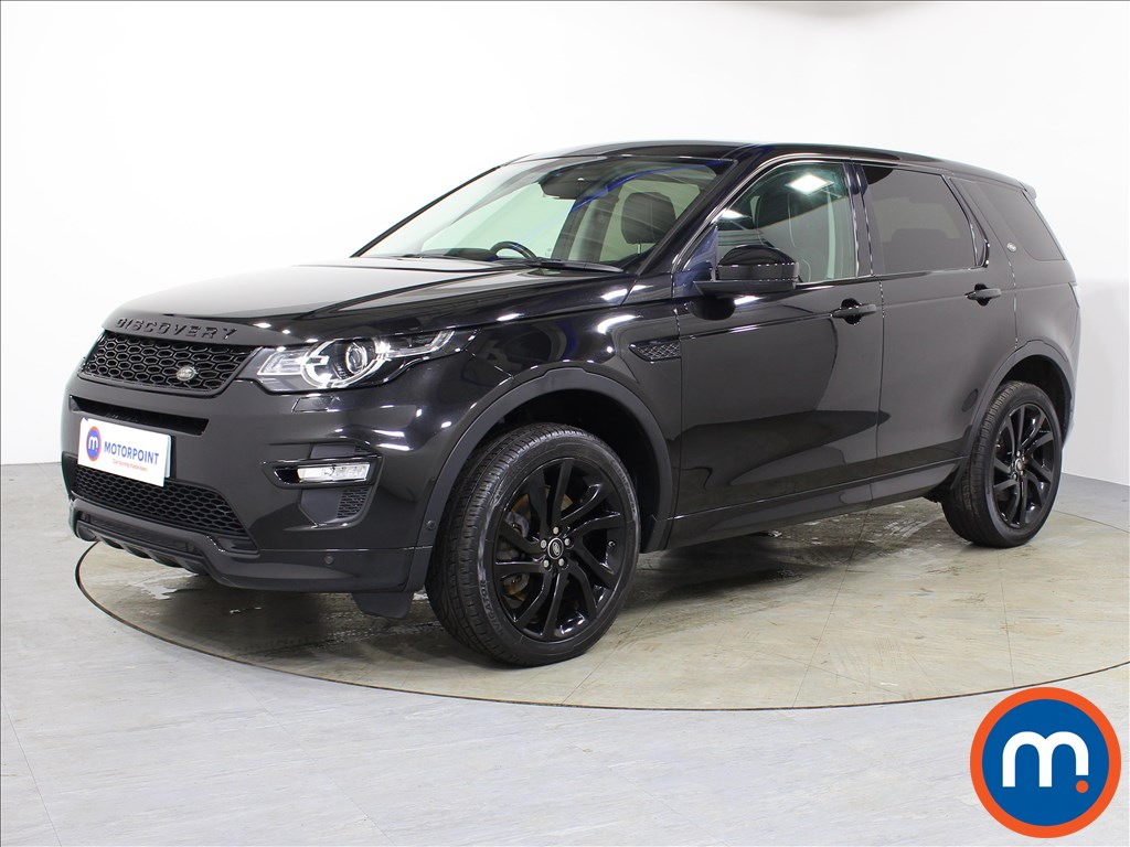 Land Rover Discovery Sport HSE Dynamic Luxury - Stock Number 1068633 Passenger side front corner