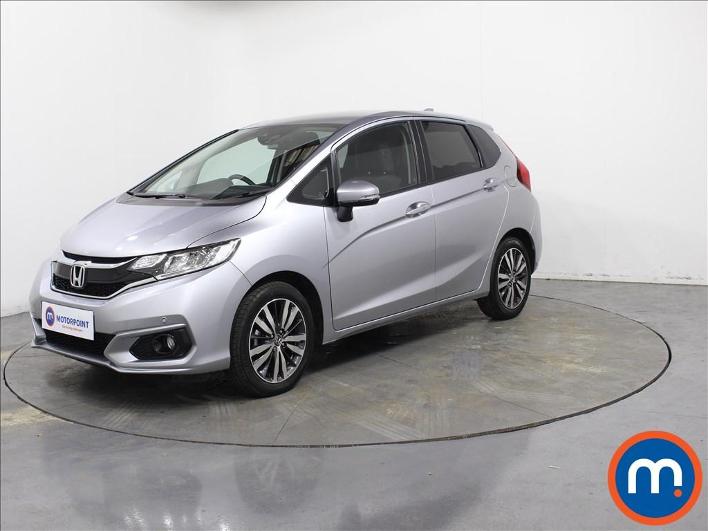 Honda Jazz EX Navi - Stock Number 1068937 Passenger side front corner