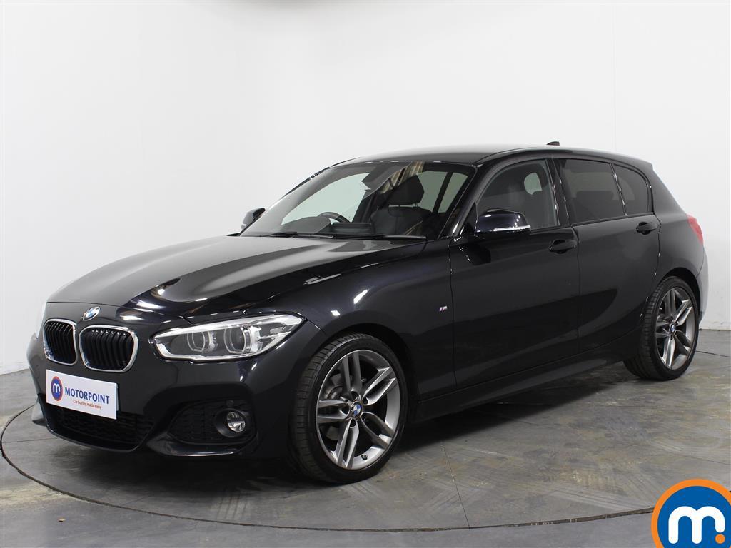 BMW 1 Series M Sport - Stock Number 1072605 Passenger side front corner
