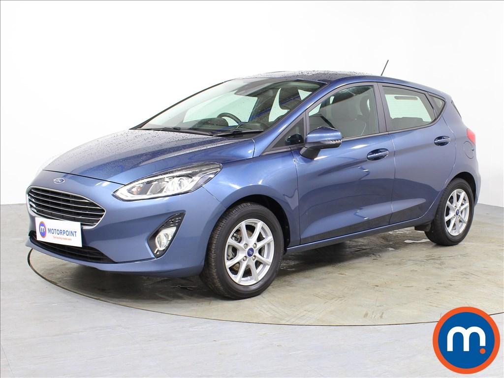 Ford Fiesta Zetec - Stock Number 1071147 Passenger side front corner