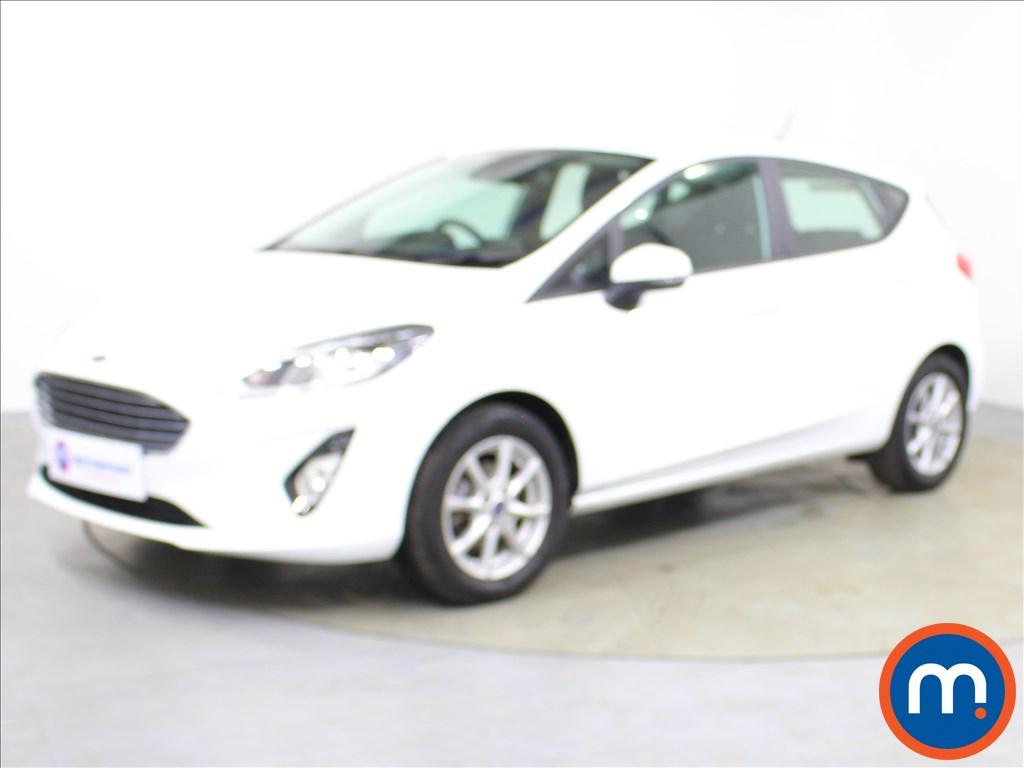 Ford Fiesta Zetec - Stock Number 1074502 Passenger side front corner