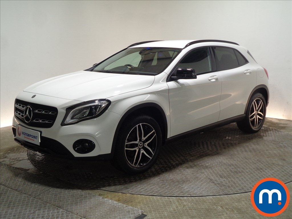 Mercedes-Benz Gla Class Urban Edition - Stock Number 1073710 Passenger side front corner