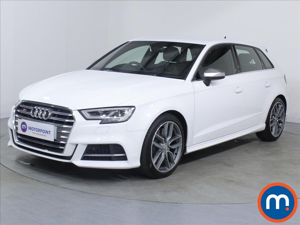 Audi A3 S3 - Stock Number 1070914 Passenger side front corner