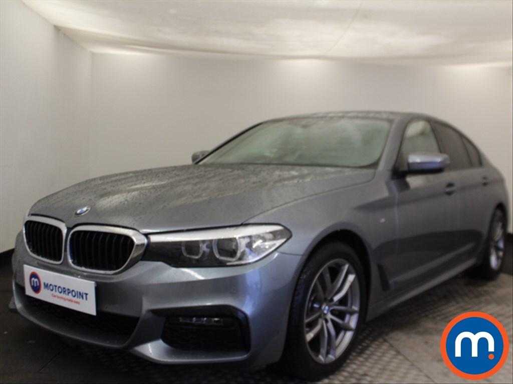 BMW 5 Series M Sport - Stock Number 1075048 Passenger side front corner