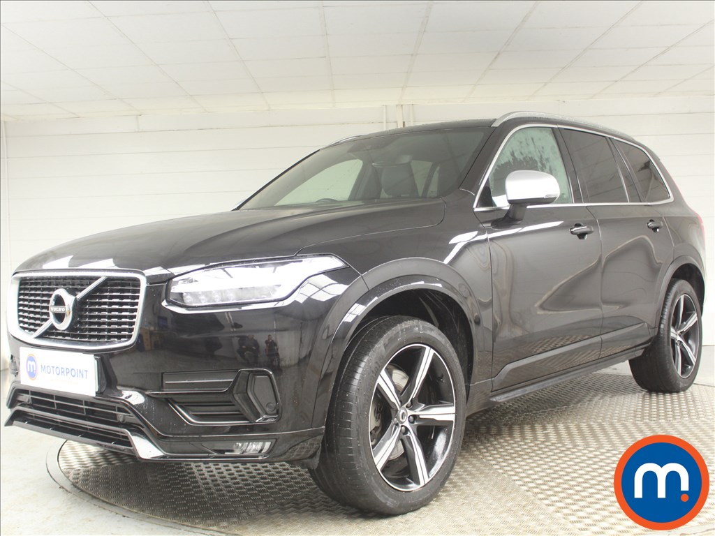 Volvo Xc90 R DESIGN - Stock Number 1075041 Passenger side front corner
