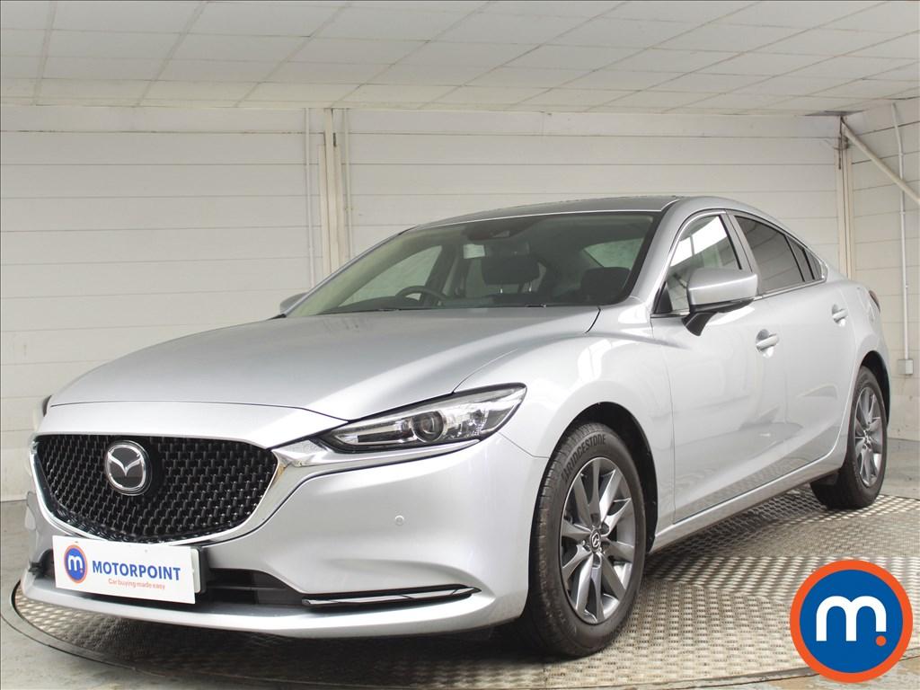 Mazda 6 SE-L Nav-Plus - Stock Number 1070266 Passenger side front corner