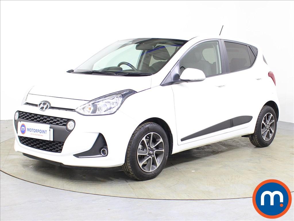 Hyundai I10 Premium - Stock Number 1074590 Passenger side front corner