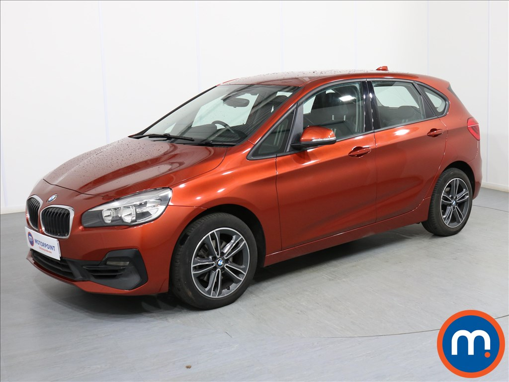 BMW 2 Series Sport - Stock Number 1073583 Passenger side front corner