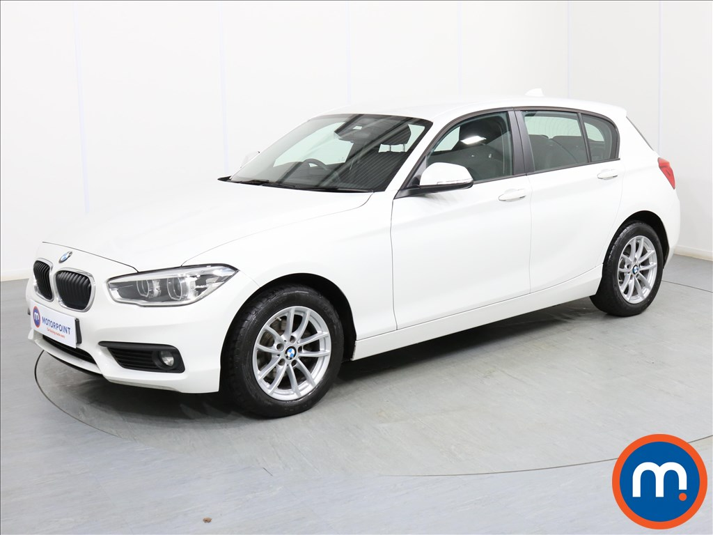 BMW 1 Series SE Business - Stock Number 1072975 Passenger side front corner