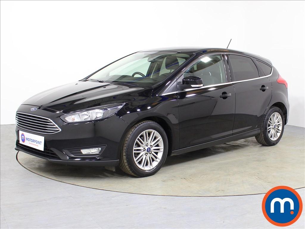 Ford Focus Zetec Edition - Stock Number 1072819 Passenger side front corner
