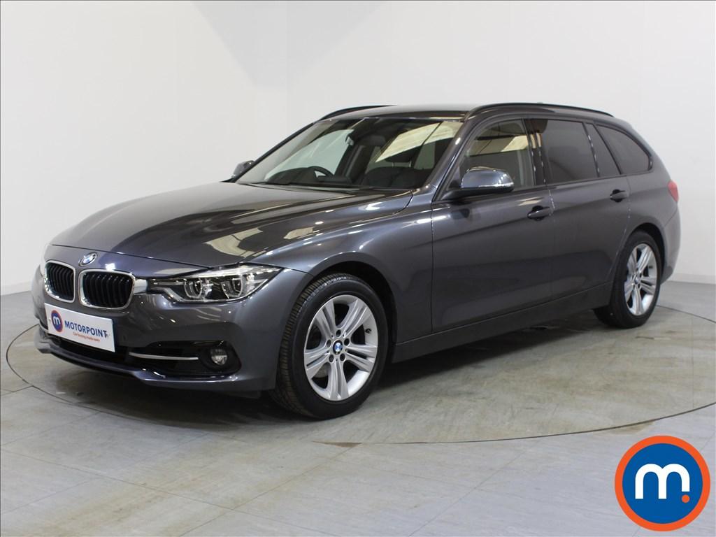 BMW 3 Series Sport - Stock Number 1070362 Passenger side front corner
