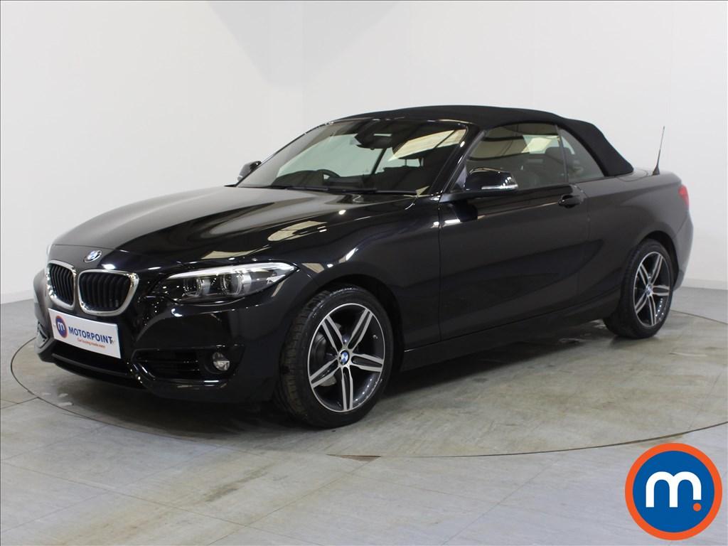 BMW 2 Series Sport - Stock Number 1074833 Passenger side front corner