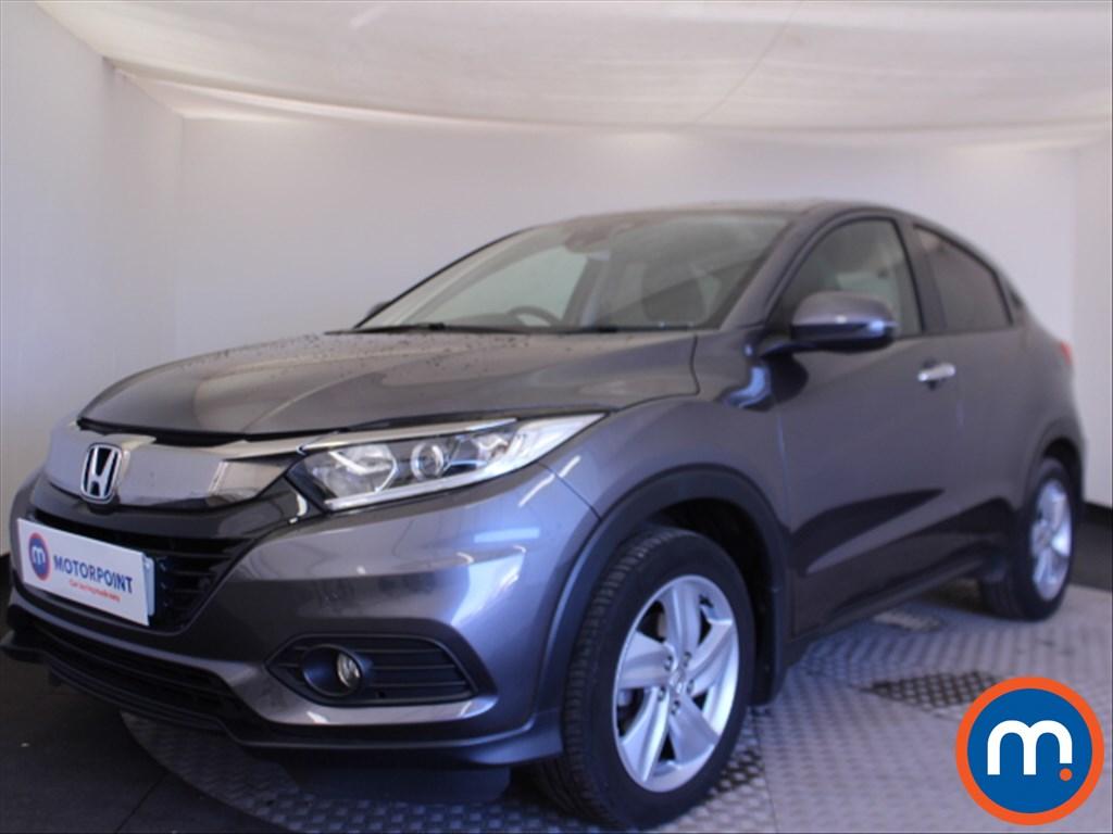 Honda Hr-V SE - Stock Number 1075005 Passenger side front corner