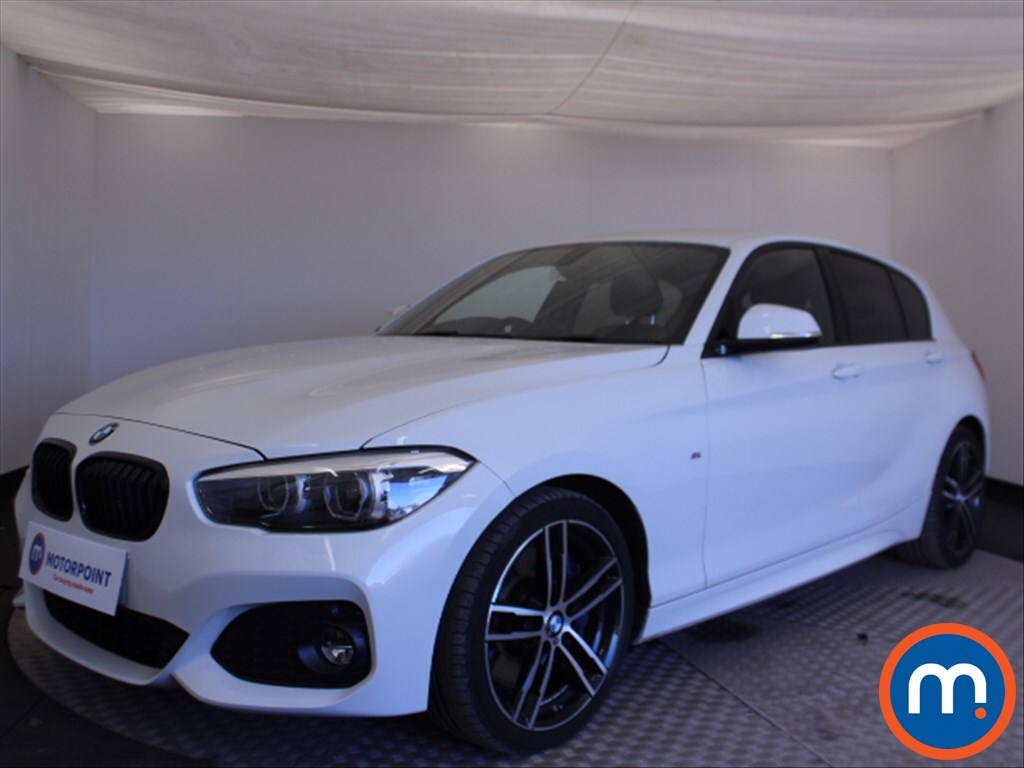 BMW 1 Series M Sport Shadow Edition - Stock Number 1071271 Passenger side front corner