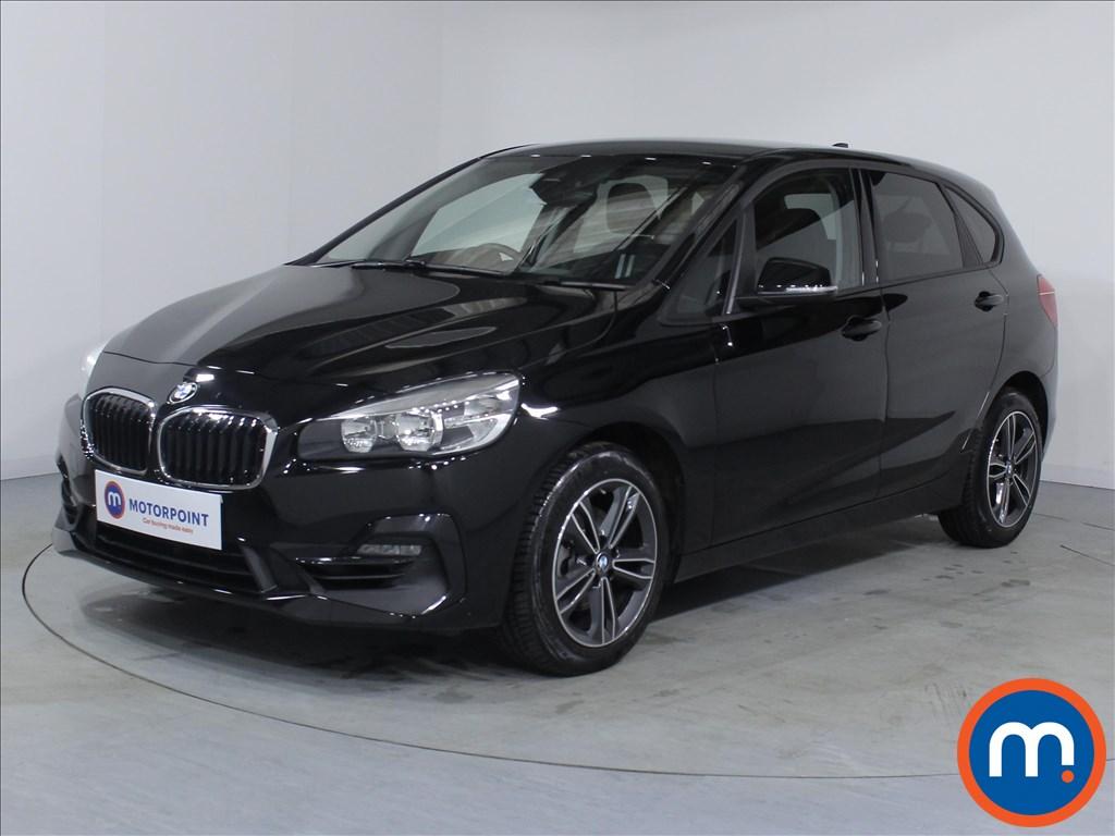 BMW 2 Series Sport - Stock Number 1068819 Passenger side front corner