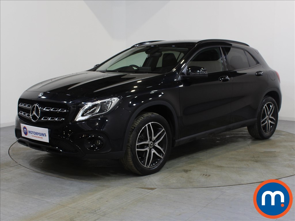 Mercedes-Benz Gla Class Urban Edition - Stock Number 1073862 Passenger side front corner