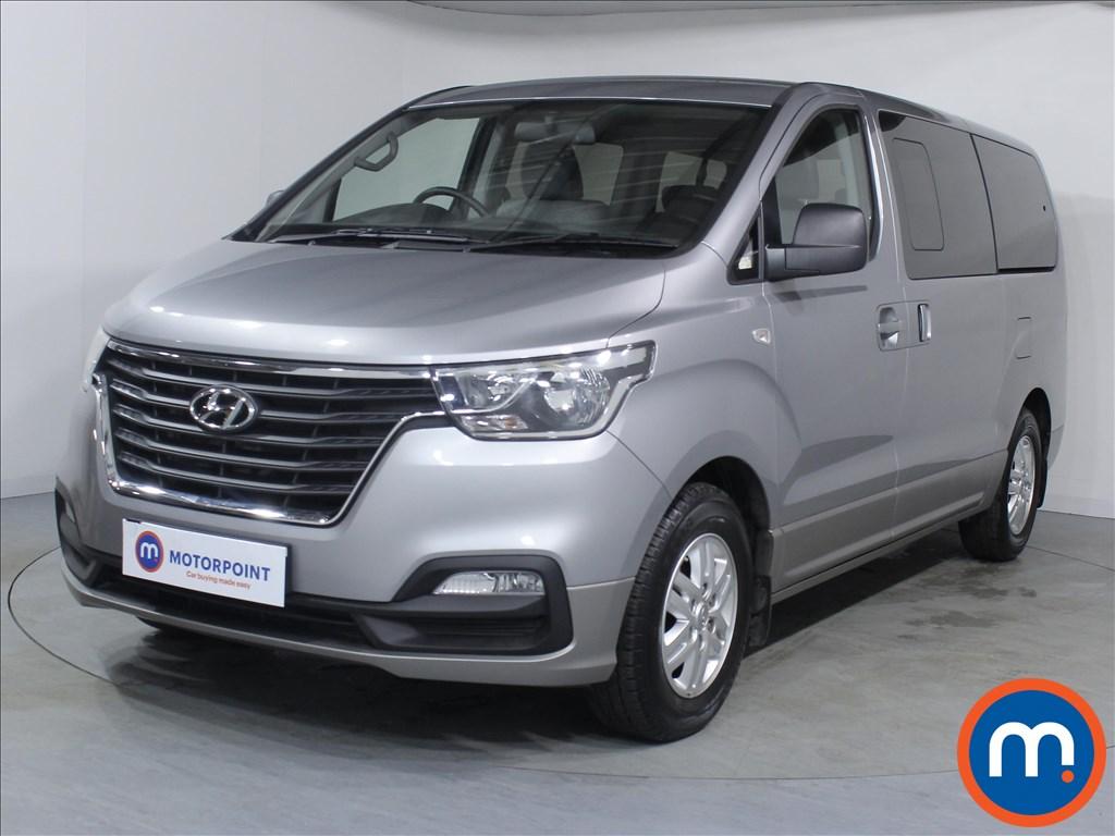 Hyundai I800 SE Nav - Stock Number 1074695 Passenger side front corner