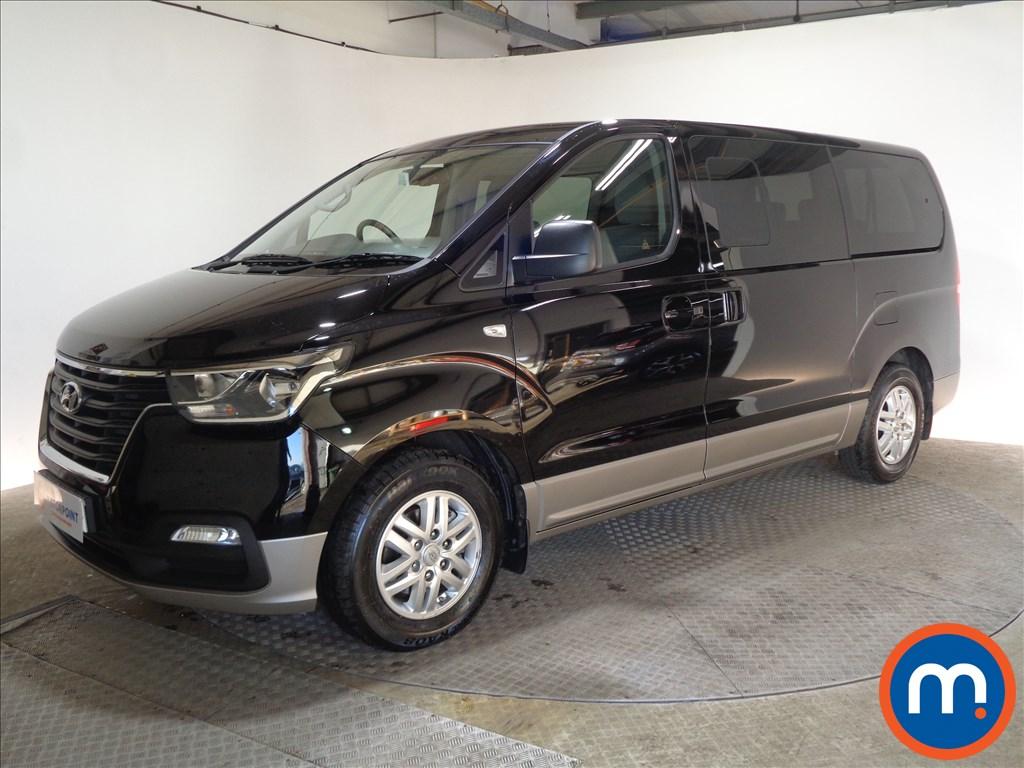Hyundai I800 SE Nav - Stock Number 1074576 Passenger side front corner