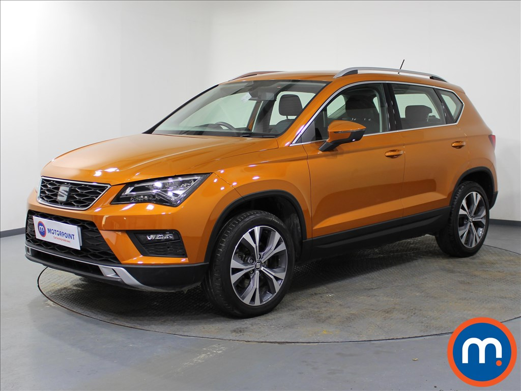 Seat Ateca SE Technology - Stock Number 1073830 Passenger side front corner