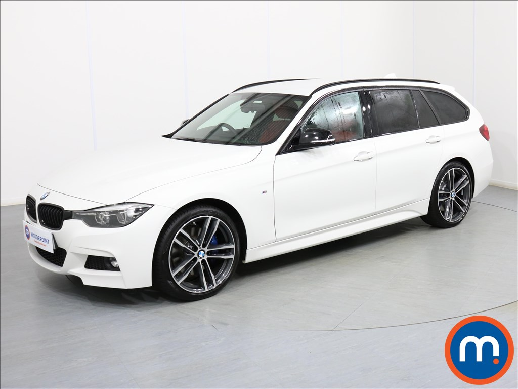 BMW 3 Series M Sport Shadow Edition - Stock Number 1074447 Passenger side front corner