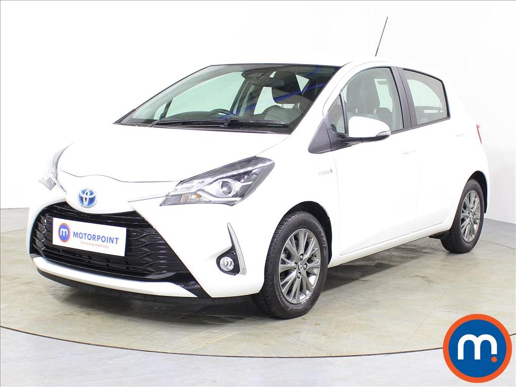 Toyota Yaris Icon - Stock Number 1073158 Passenger side front corner