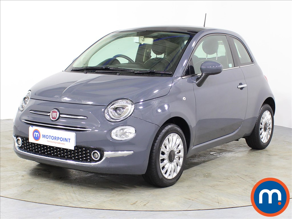 Fiat 500 Lounge - Stock Number 1074527 Passenger side front corner