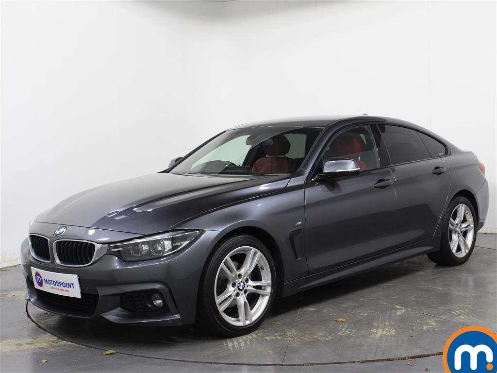 BMW 4 Series M Sport - Stock Number 1074416 Passenger side front corner