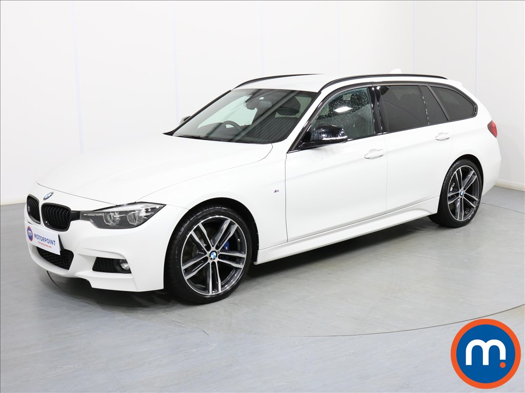 BMW 3 Series M Sport Shadow Edition - Stock Number 1074445 Passenger side front corner