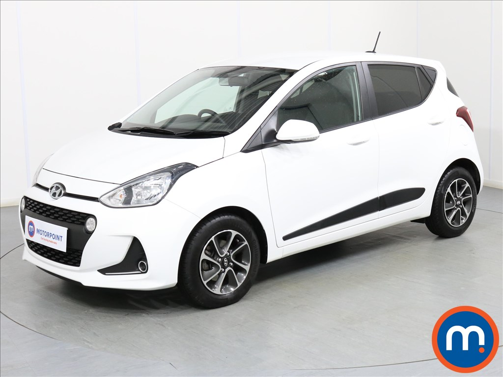 Hyundai I10 Premium - Stock Number 1074926 Passenger side front corner