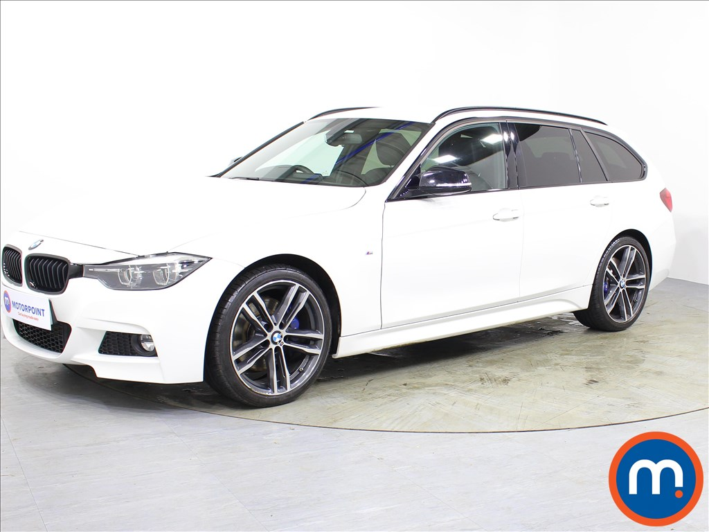BMW 3 Series M Sport Shadow Edition - Stock Number 1074442 Passenger side front corner