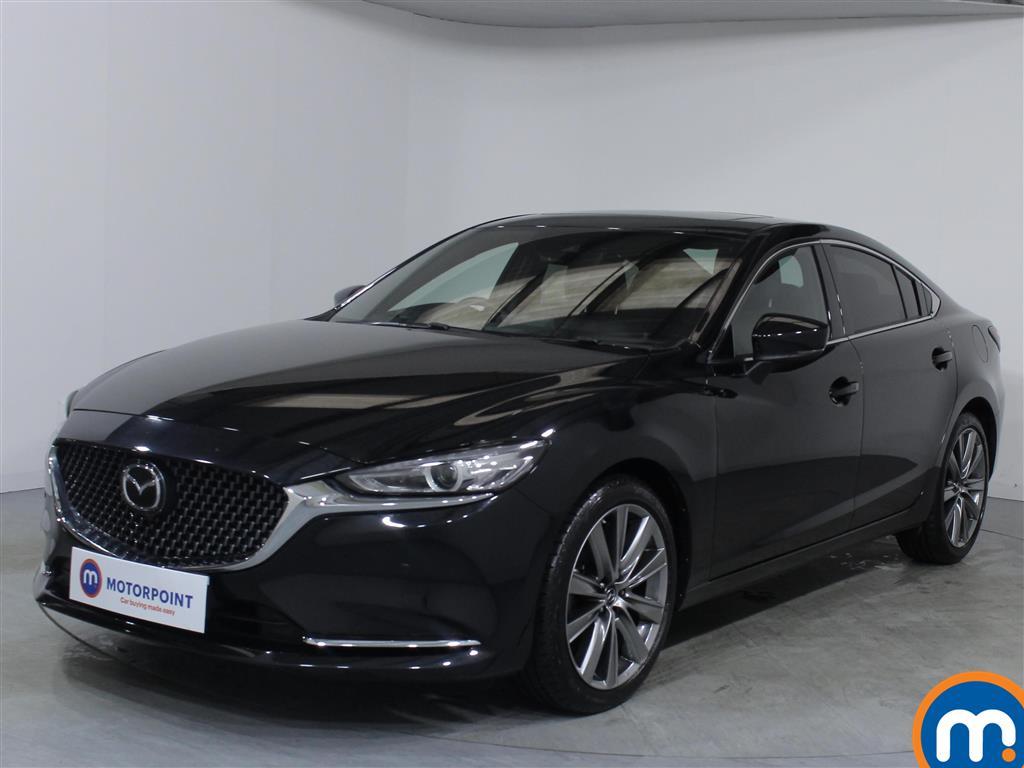 Mazda 6 GT Sport Nav-Plus - Stock Number 1071619 Passenger side front corner