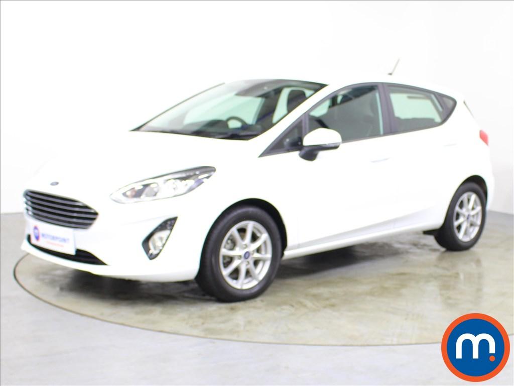 Ford Fiesta Zetec - Stock Number 1073951 Passenger side front corner
