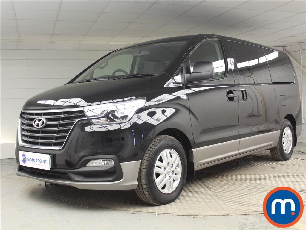 Hyundai I800 SE Nav - Stock Number 1074580 Passenger side front corner