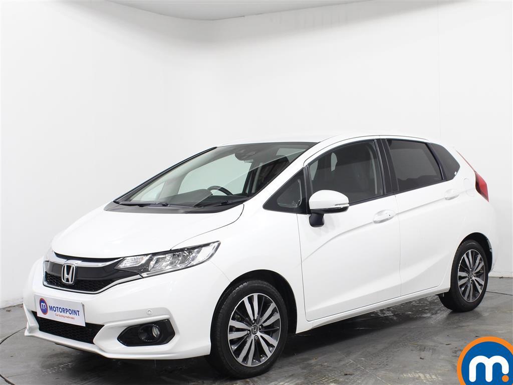 Honda Jazz EX Navi - Stock Number 1071411 Passenger side front corner