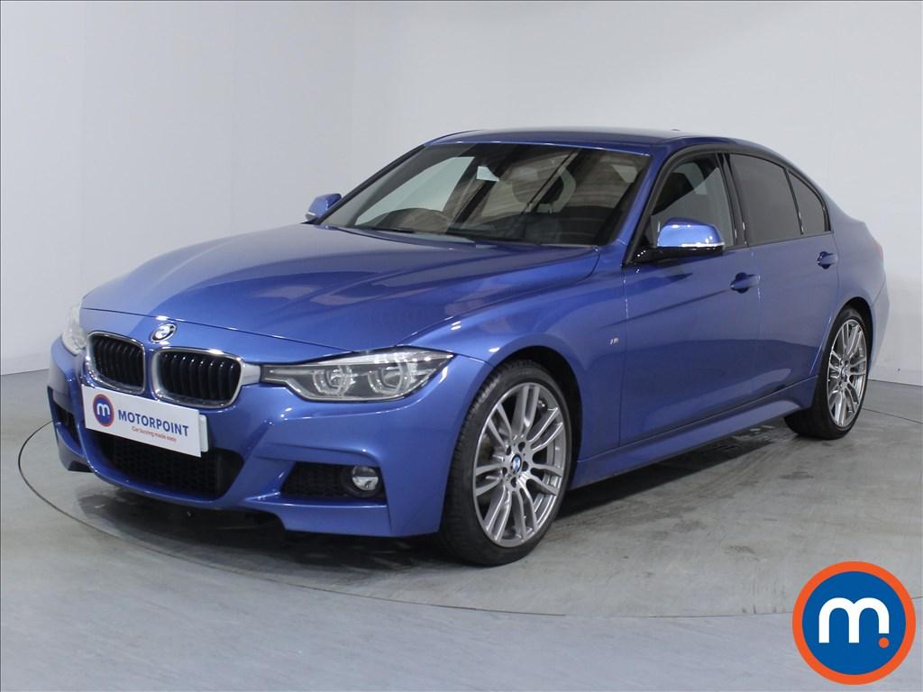 BMW 3 Series M Sport - Stock Number 1073378 Passenger side front corner