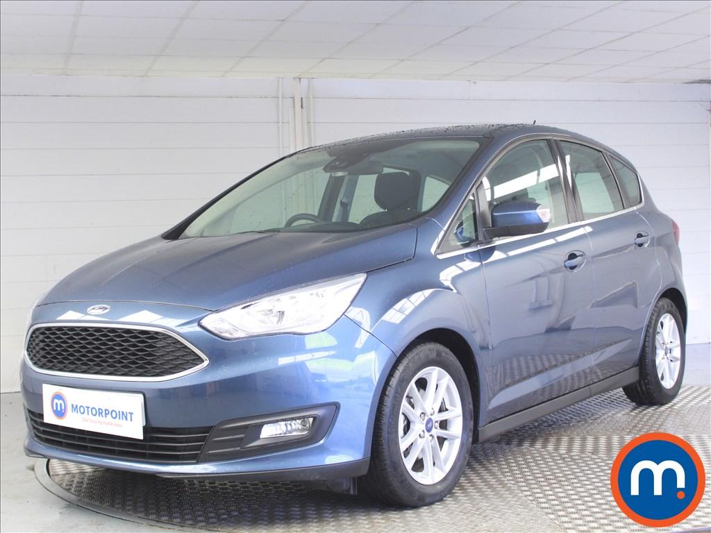 Ford C-Max Zetec - Stock Number 1074838 Passenger side front corner