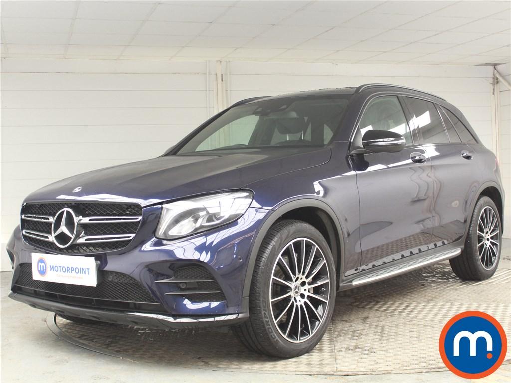 Mercedes-Benz GLC AMG Line - Stock Number 1072153 Passenger side front corner