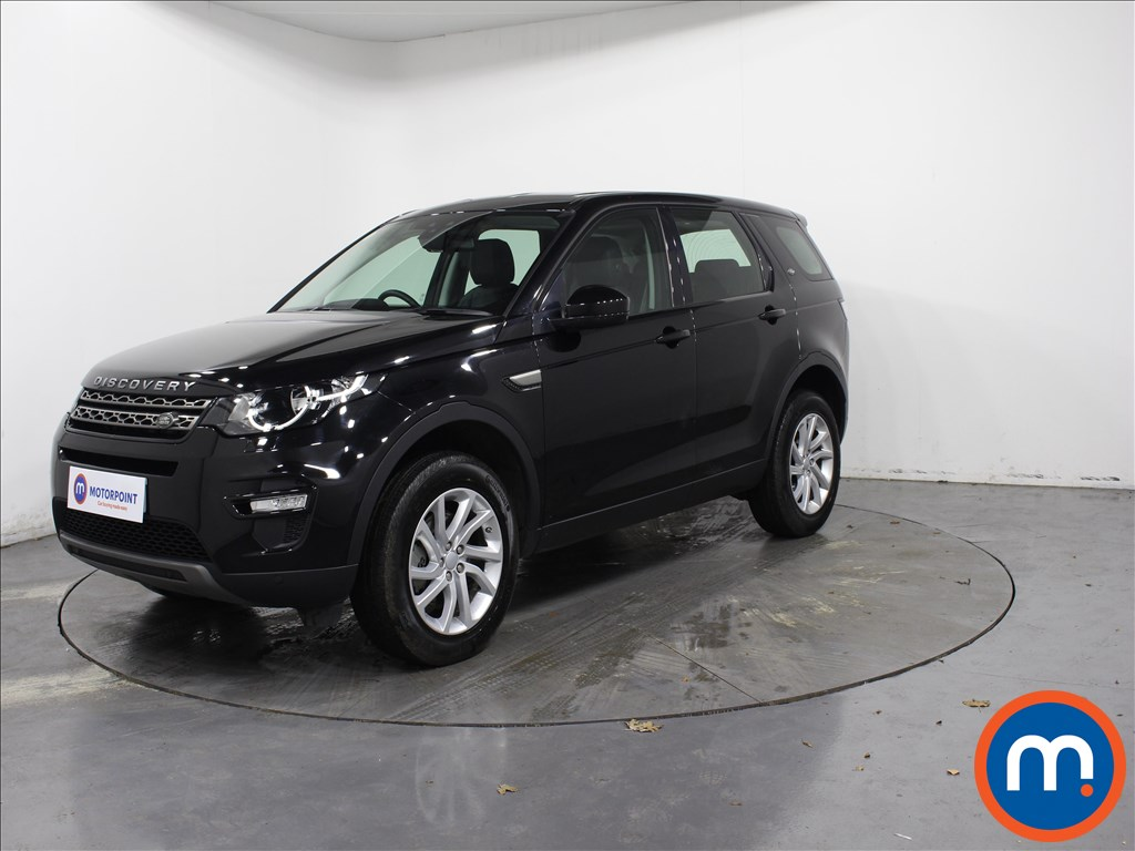 Land Rover Discovery Sport SE Tech - Stock Number 1072267 Passenger side front corner