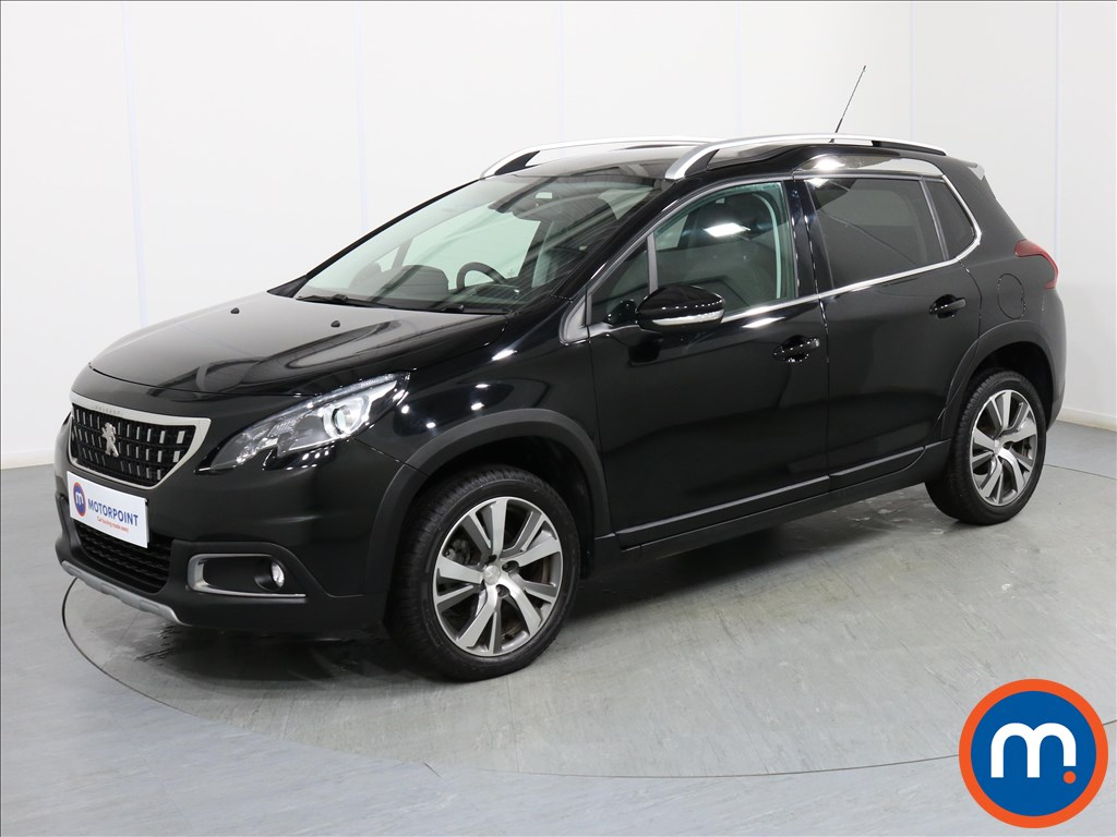 Peugeot 2008 Allure - Stock Number 1074840 Passenger side front corner