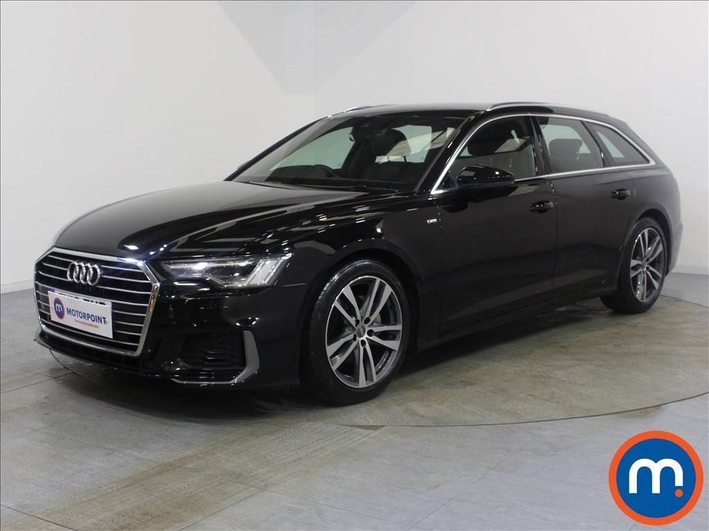Audi A6 S Line - Stock Number 1071567 Passenger side front corner