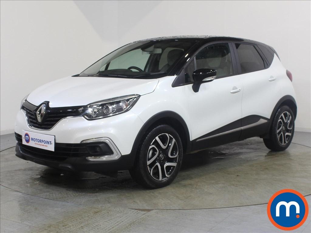 Renault Captur Iconic - Stock Number 1073011 Passenger side front corner