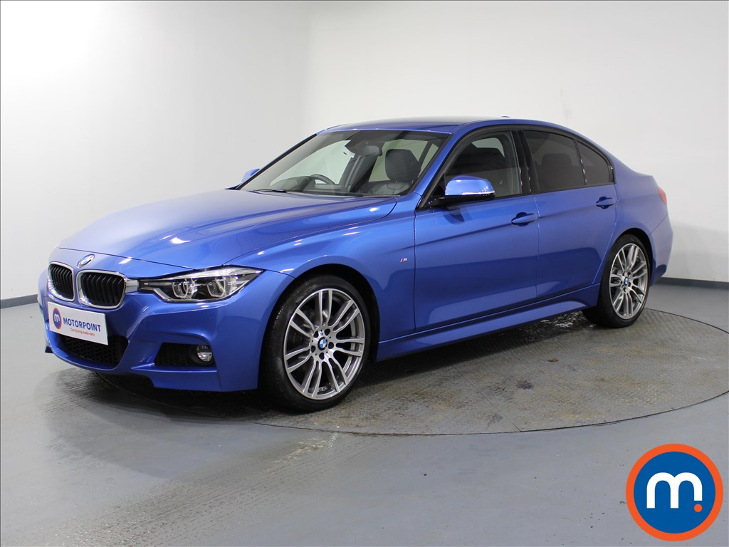 BMW 3 Series M Sport - Stock Number 1072022 Passenger side front corner